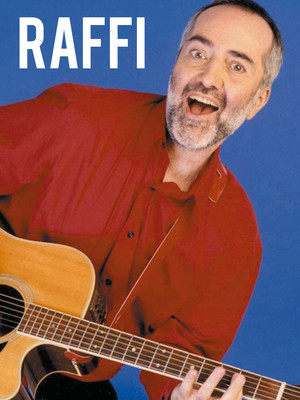 Raffi at Palace of Fine Arts