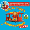 Daniel Tigers Neighborhood, Baum Walker Hall, Fayetteville