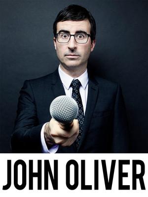 John Oliver Poster