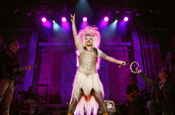Hedwig and the Angry Inch, Forrest Theater, Philadelphia