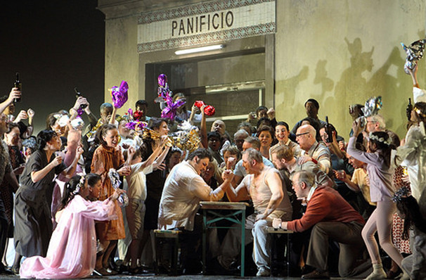 Cavalleria rusticana Pagliacci, Royal Opera House, London