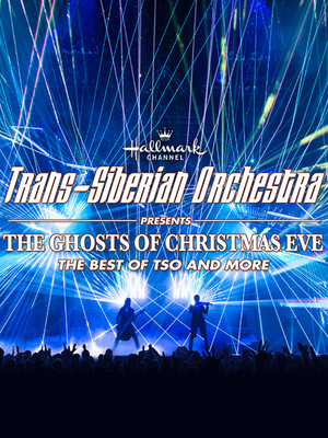 Trans siberian Orchestra The Ghosts Of Christmas Eve, Mohegan Sun Arena, Hartford