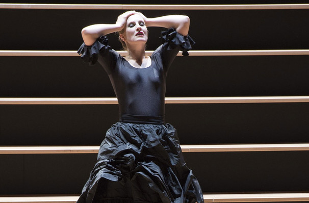 Carmen, Royal Opera House, London