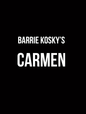 Carmen at Royal Opera House