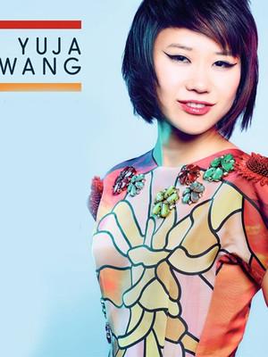 Yuja Wang Poster