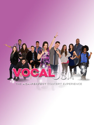 Vocalosity at Shubert Theatre