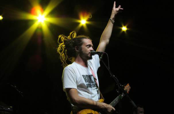 Soja, Wolf Trap, Washington