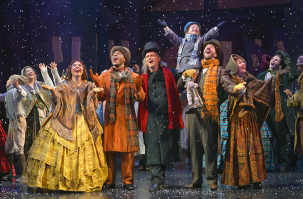 A Christmas Carol, ACT Geary Theatre, San Francisco