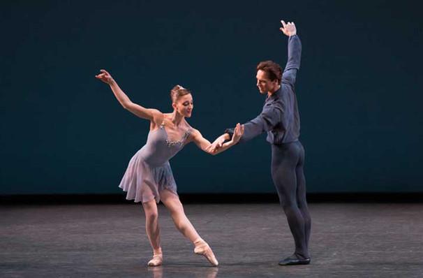 New York City Ballet All Balanchine I, David H Koch Theater, New York