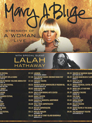 Mary J. Blige at The Theater at MGM National Harbor