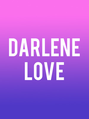 Darlene Love, Arcada Theater, Aurora