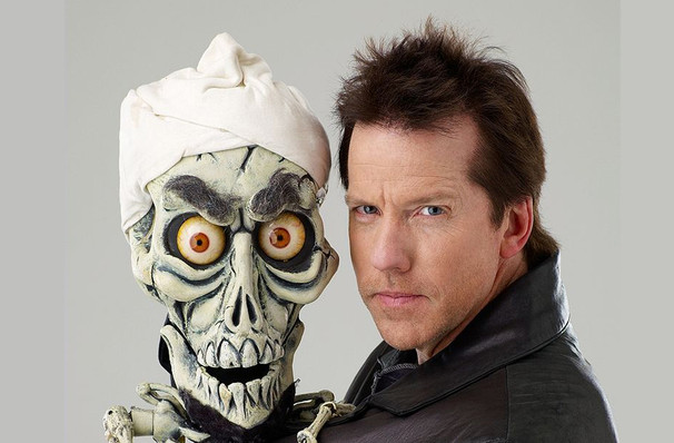 Jeff Dunham, MTS Centre, Winnipeg