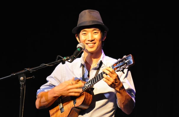 Jake Shimabukuro, Amaturo Theater, Fort Lauderdale