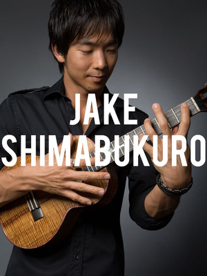 Jake Shimabukuro at Mccallum Theatre
