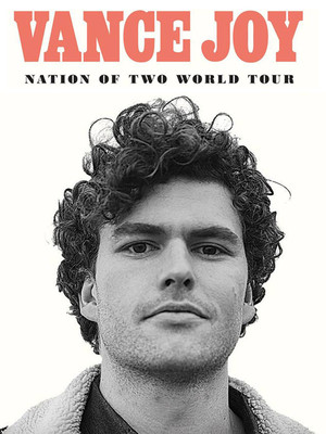Vance Joy at Centre Bell
