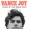Vance Joy, Scotiabank Saddledome, Calgary