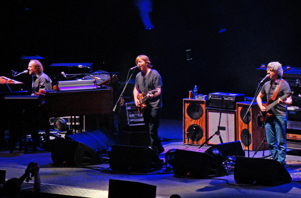 Phish, Times Union Center, Albany