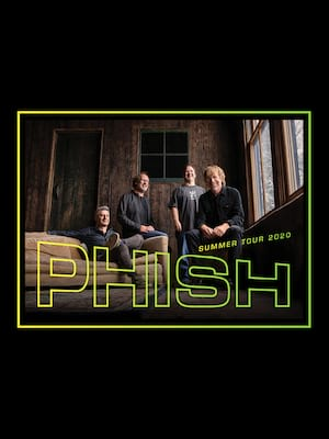 Phish at Saratoga Performing Arts Center