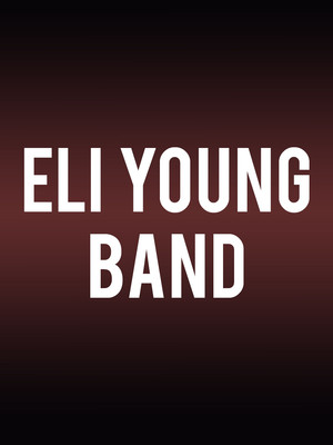 Eli Young Band at Avalon Ballroom Theatre