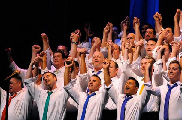 Jingle San Diego Gay Men s Chorus San Diego Theatres