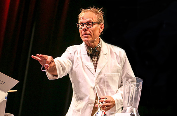 Alton Brown, Kodak Center, Rochester