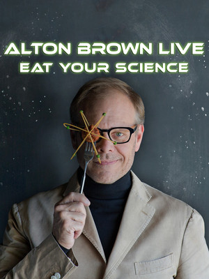Alton Brown, Barbara B Mann Performing Arts Hall, Fort Myers