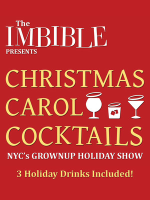 The Imbible Christmas Carol Cocktails, 777 Theatre, New York