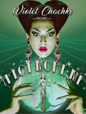 Violet Chachki at Flames Central
