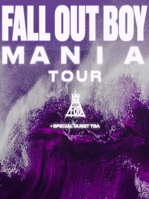 Fall Out Boy at Hersheypark Stadium