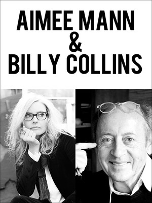 Aimee Mann & Billy Collins at Pantages Theater
