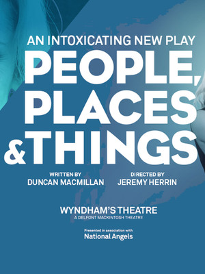 People, Places and Things Poster