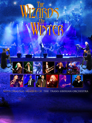 The Wizards Of Winter at St. George Theatre