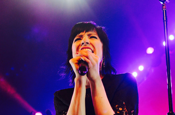 Carly Rae Jepsen, Burton Cummings Theatre, Winnipeg