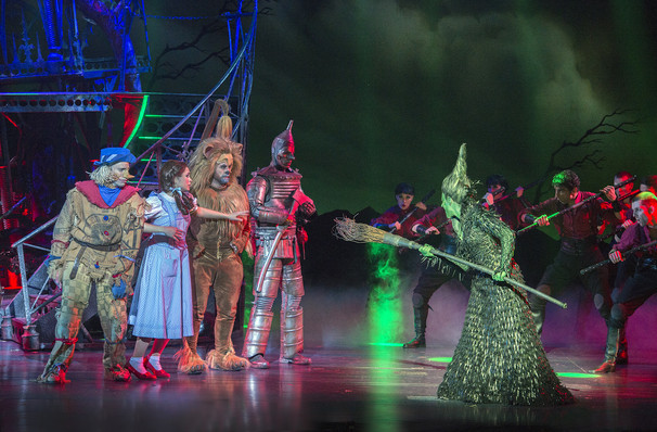 The Wizard of Oz, Orpheum Theater, Memphis
