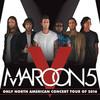 Maroon 5 Tove Lo R City, Blue Cross Arena, Rochester
