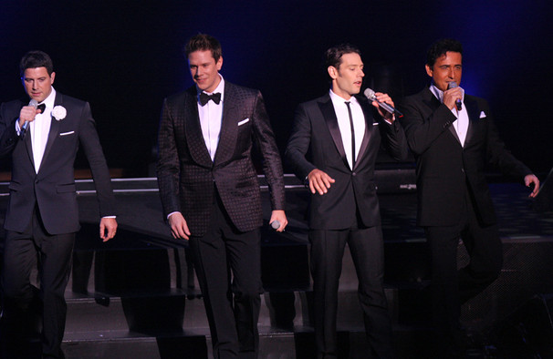 Il Divo, Van Wezel Performing Arts Hall, Sarasota