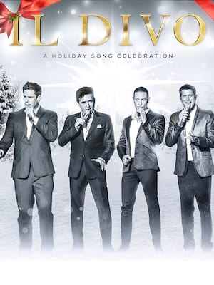 Il Divo at Etess Arena at Hard Rock and Hotel Casino