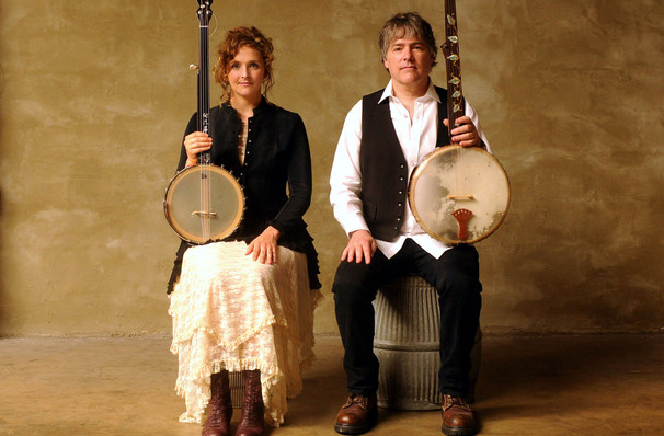 Bela Fleck Abigail Washburn, Clay Center, Charleston