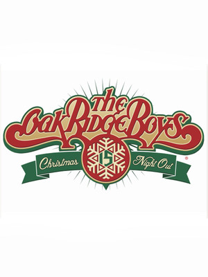 The Oak Ridge Boys Christmas Show Poster