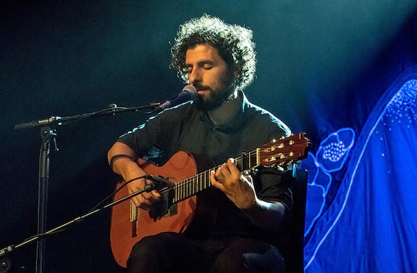 Jose Gonzalez, Royce Hall, Los Angeles