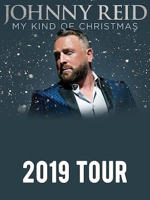 Johnny Reid at NAC Southam Hall
