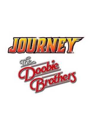 Journey & The Doobie Brothers Poster