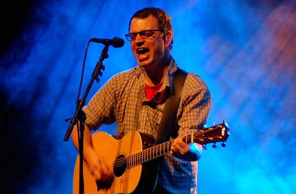 Matthew Good, Burton Cummings Theatre, Winnipeg