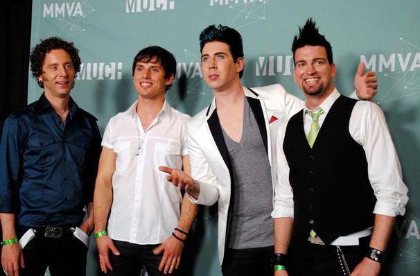 Marianas Trench, Sony Centre for the Performing Arts, Toronto