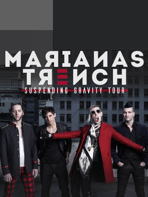 Marianas Trench at Musikfest Cafe