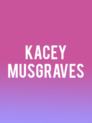 Kacey Musgraves at Sony Centre for the Performing Arts
