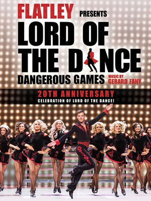 Lord of the Dance - Dangerous Games at Eccles Theater