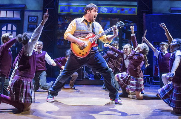 School of Rock, New London Theatre, London
