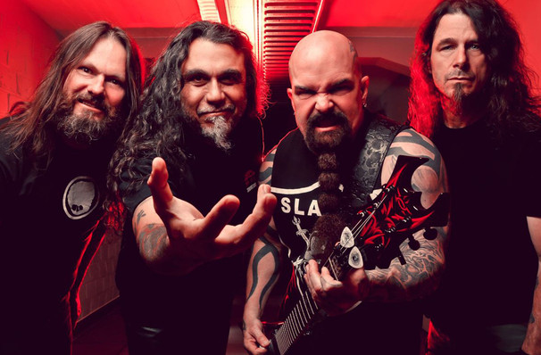 Slayer, KFC Yum Center, Louisville