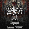 Slayer, Darien Lake Performing Arts Center, Buffalo